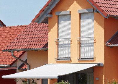 Haus mit Alulux Varimaxx
