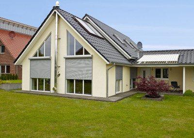 Haus mit Alulux Formado