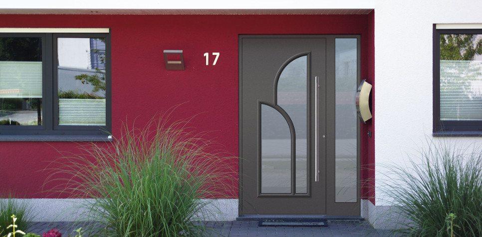 Haus mit Haustür Dürer 36R Milieu teiler