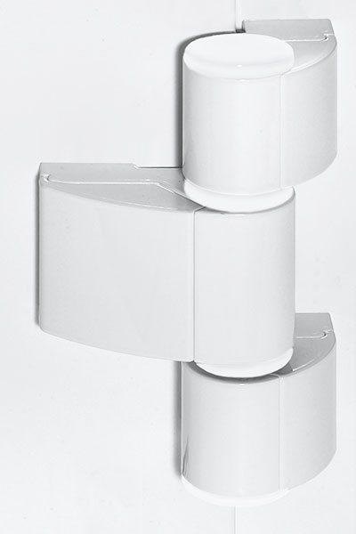 KOMPOtherm Dreiteilige Designtürbänder