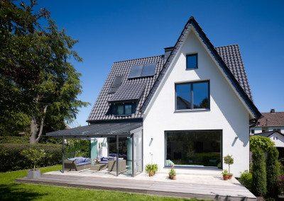 Solarlux Atrium - Einfamilienhaus