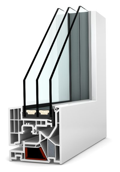 Internorm Kunststoff-Fenster studio