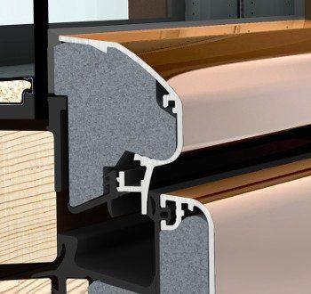 Internorm HF310 ambiente Traditionelles Design
