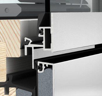 Internorm HV350 home pure moderne glasoptik