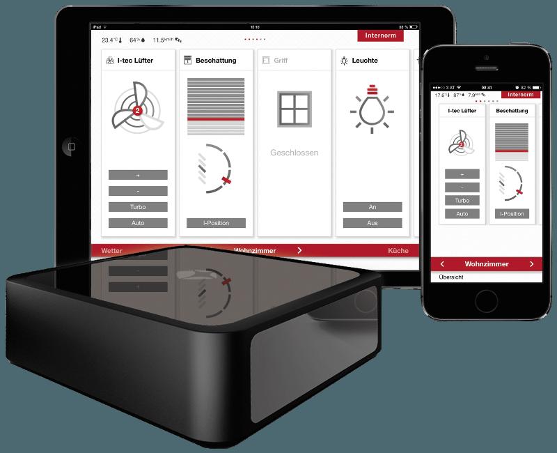 Internorm I-tec SmartWindow Gateway
