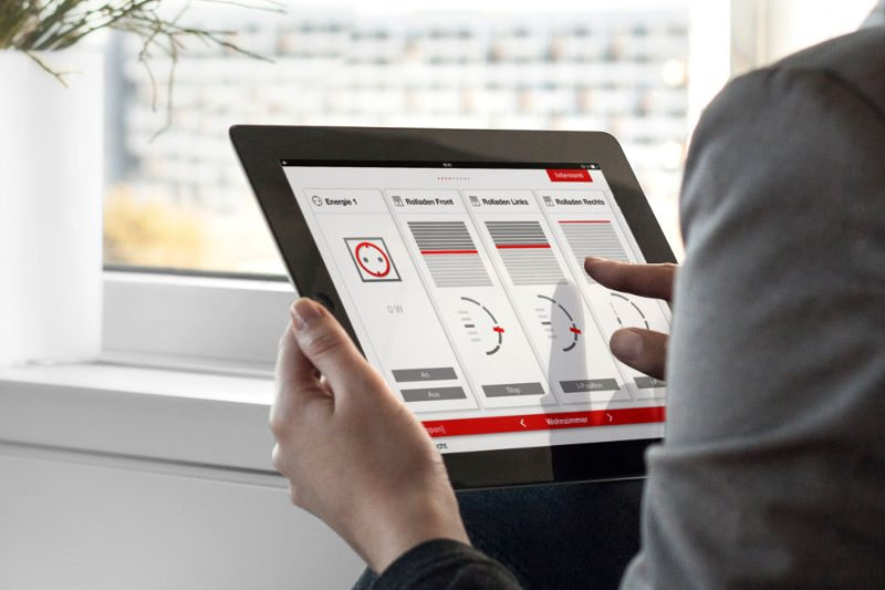 Internorm I-tec SmartWindow iPad