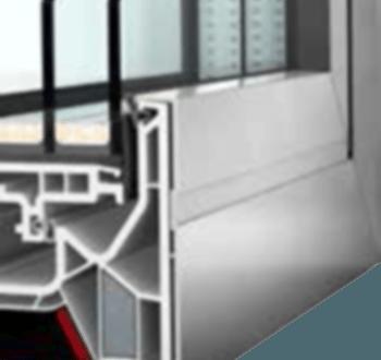 Internorm Kunststoff-Aluminium-Fenster KF 405 studio