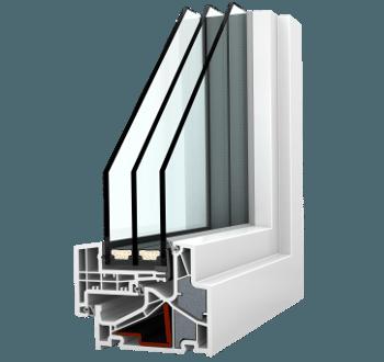 Internorm KF500 weiß home pure
