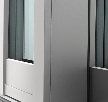 Internorm Hebeschiebetüre KS430 Ansicht Designs