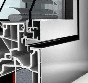 Internorm Kunststoff-Aluminium-Verbundfenster KV440 home pure