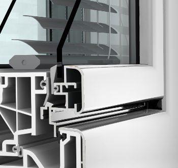 Internorm Kunststoff-Aluminium-Verbund-Fenster KV440 home soft Design