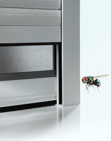 Alulux Rollladen Insektenschutz