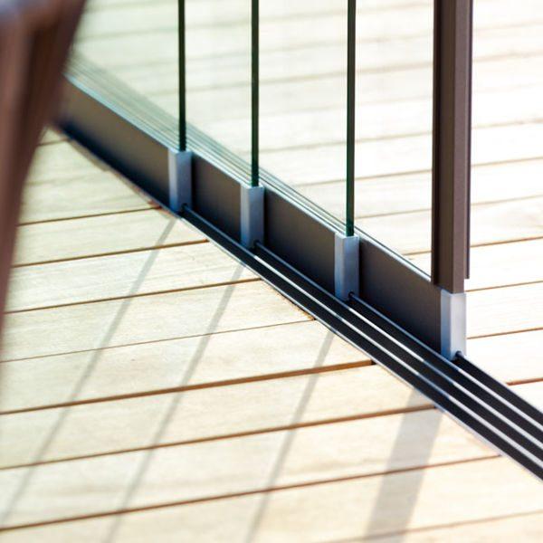 Solarlux Atrium SL20 Bodenschiene