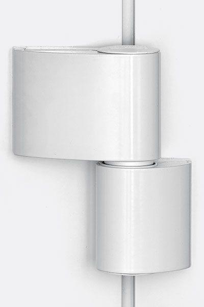 KOMPOtherm Zweiteilige Designtürbänder