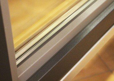 Holz-Aluminium-Fenster außen