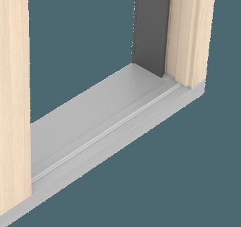 Internorm Hebeschiebetüre Holz HS330 Bodenschwelle