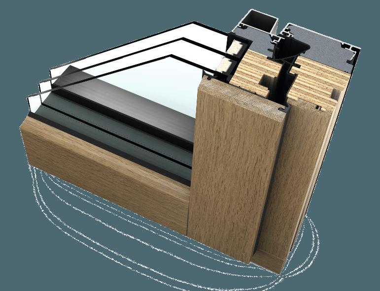 Fenster Kunststofffenster Alu-Fenster Aluminiumfenster
