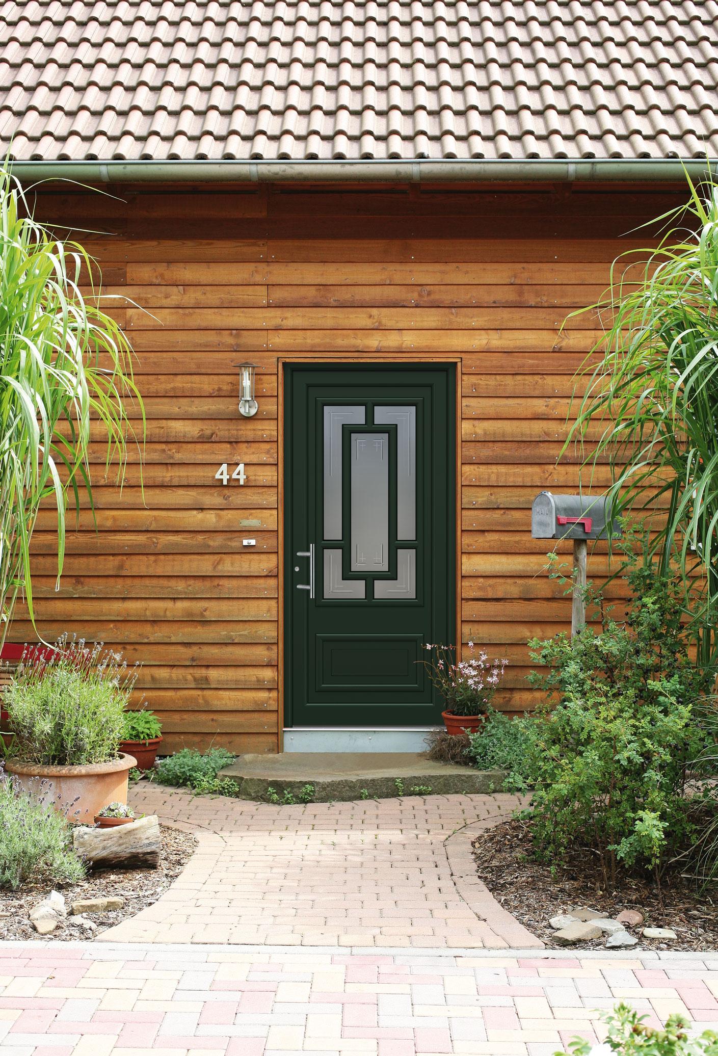 Beispiel für Haustür: Chagall 115