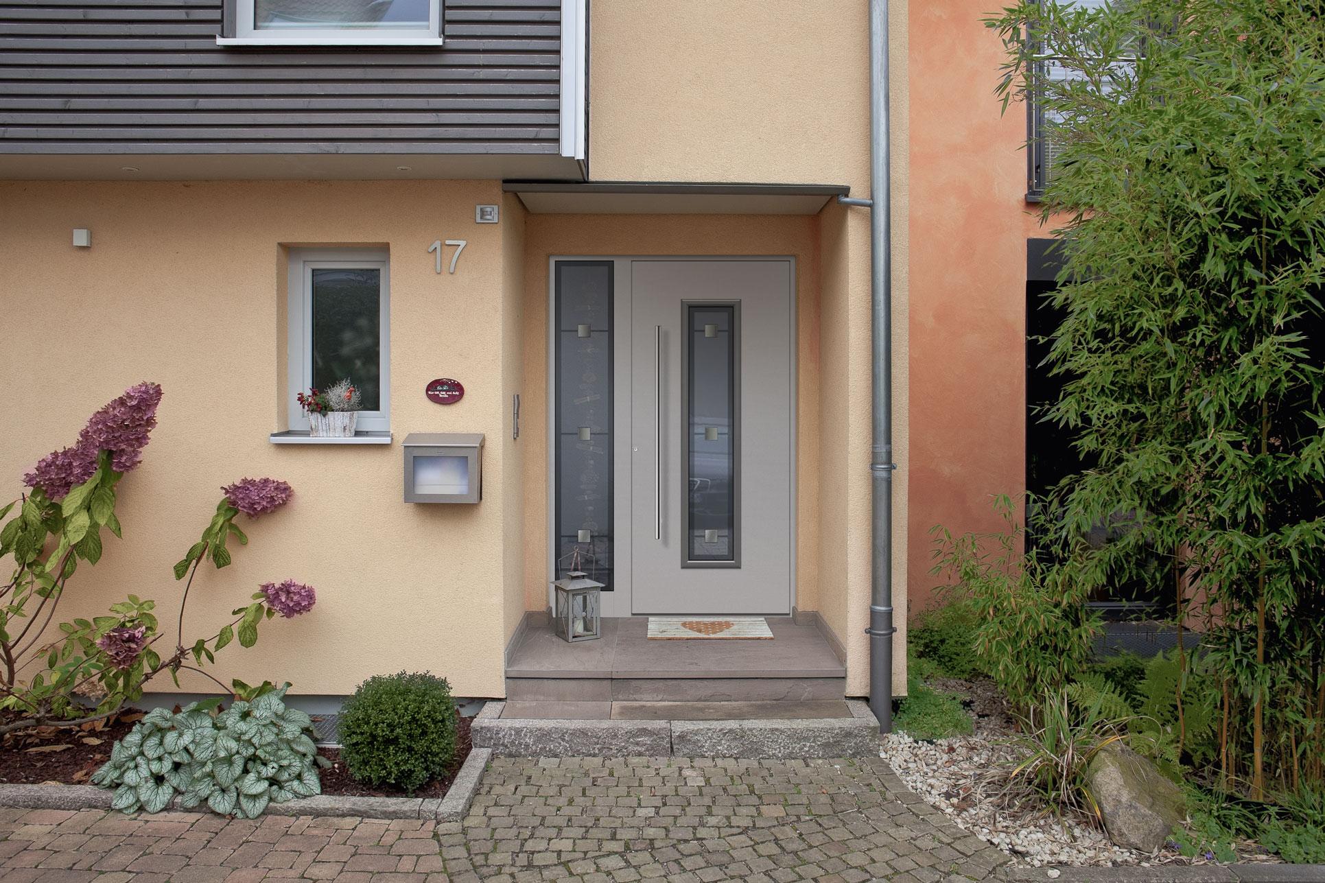 Beispiel für Haustür: Chagall 136