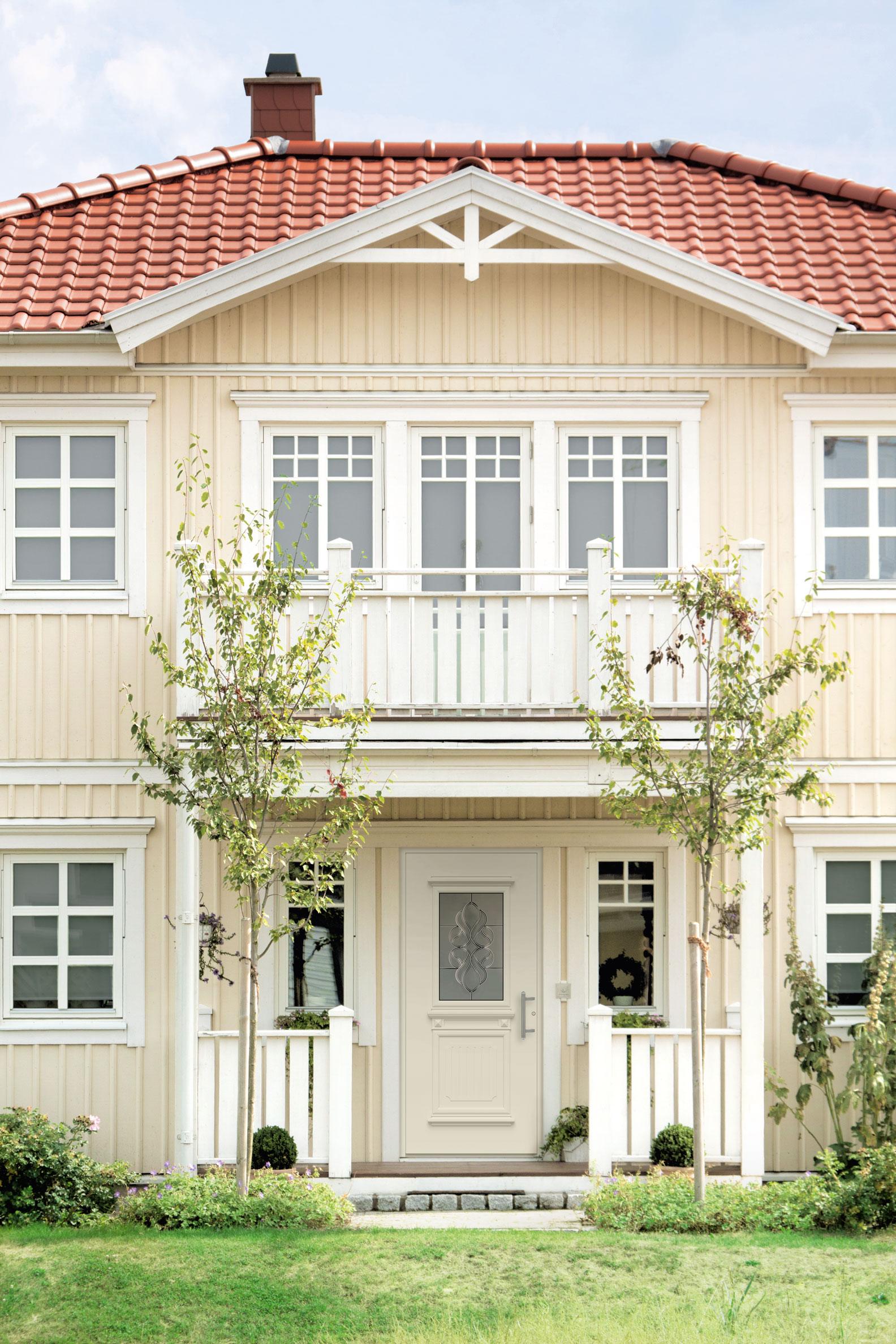 Beispiel für Haustür: Chagall 138