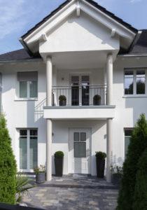 Beispiel für Haustüren: Chagall 40