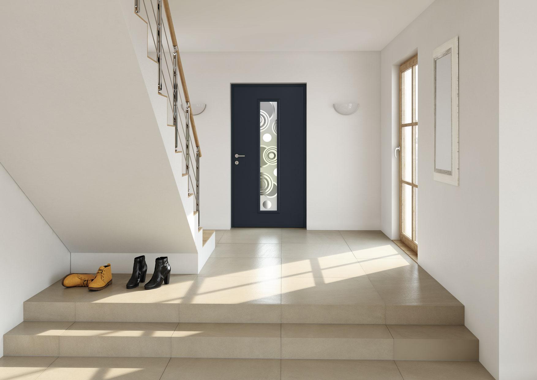 Beispiel für Haustür: Chagall 77M